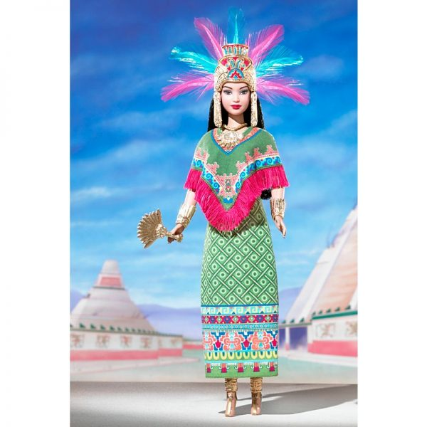 Princess of Ancient Mexico 2004