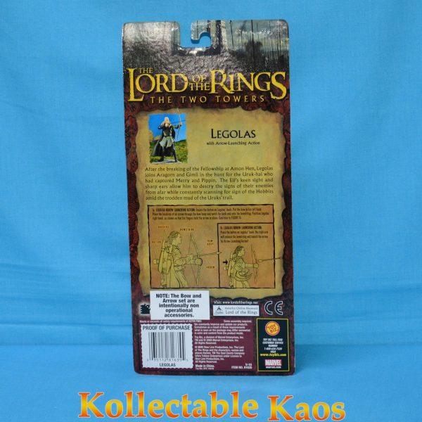 LOTR - Epic Trilogy S2 - Two Tower Legolas