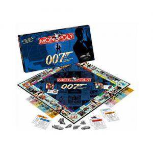 Monopoly - 007 James Bond