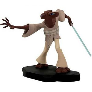 Star Wars - Animated Roron Corobb Maquette
