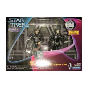 Star Trek TNG - Borg Drone Box Set