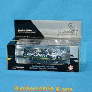 1:43 2008 Toll HSV Team Paul Dumbrell