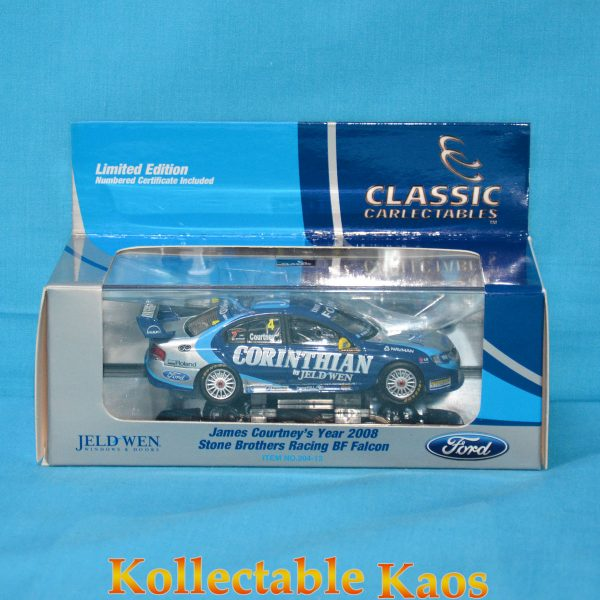1:43 2008 Stone Brothers Racing - James Courtney