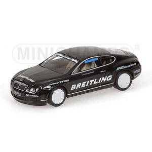 1:43 - 2007 BENTLEY - CONTINENTAL GT - WORLD RECORD CAR ON ICE
