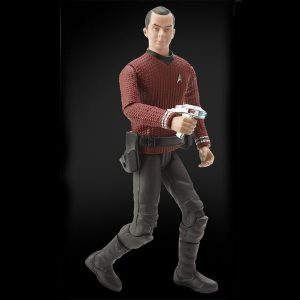 "Star Trek 2009 - 6"" Scotty in Enterprise Uniform"