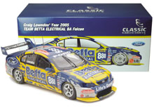 1:18 Scale V8 Supercars