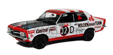1:18 1971 Holden LC Torana GTR XU-1 Bathurst #32D - Peter Brock