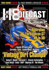 1:18 Diecast Downunder Magazine #05