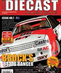 #07 Diecast Magazine
