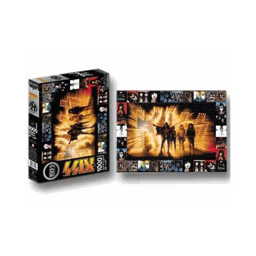 Jigsaw - 1000pc Kiss jigsaw puzzle