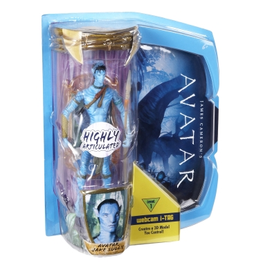"Avatar - 7"" Jake Sully Action figure"