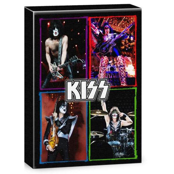 KISS Live Wall Canvas