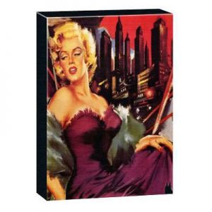 Marilyn Monroe Wall Canvas