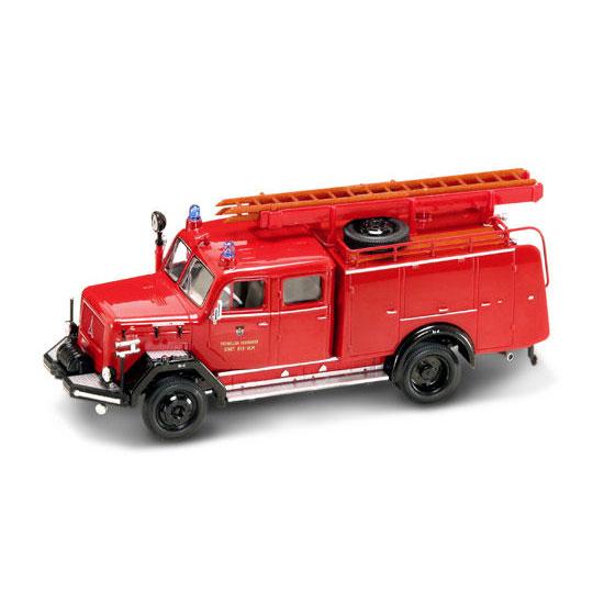 Fire Engine - 1:43 1964 Magirus