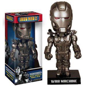 Iron Man 2 - War Machine Wacky Wobbler