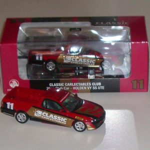 1:43 2011 Club Car - Holden VY SS Ute