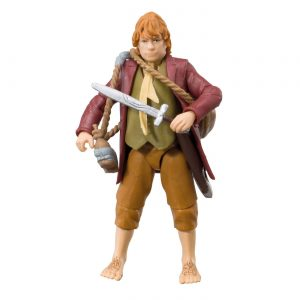 "The Hobbit - 3.5"" Bilbo Baggins"