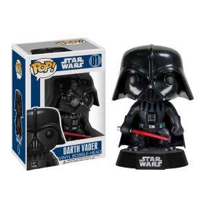 FUN2300 Star Wars Darth Vader Pop 300x300 - Star Wars - Darth Vader Pop! Vinyl Bobble Figure