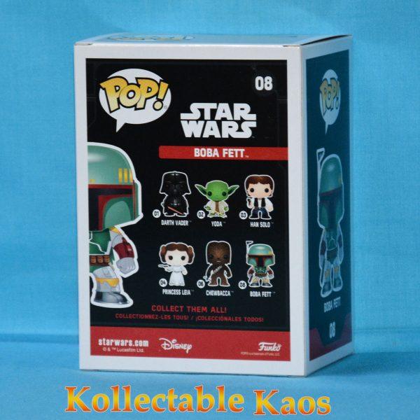 FUN2386 Boba Fett 2 600x600 - Star Wars - Boba Fett Pop! Vinyl Bobble Figure #8