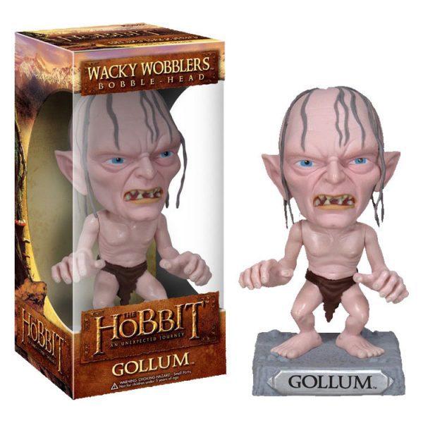 The Hobbit - Gollum Wacky Wobbler