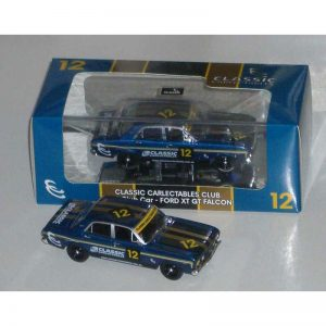 1:43 2012 Club Car - Ford XT GT Falcon