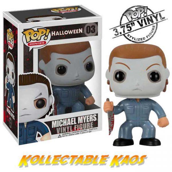 Halloween - Michael Myers Pop! Heroes Vinyl Figure