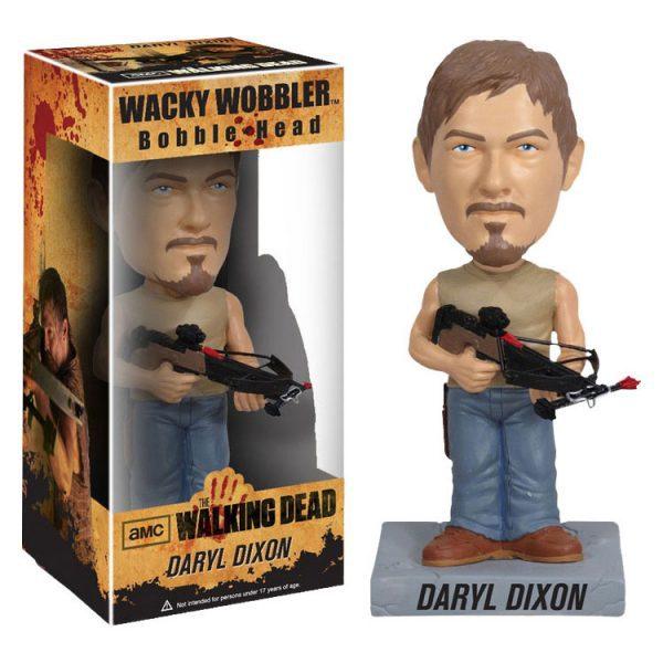 The Walking Dead - Daryl Wacky Wobbler