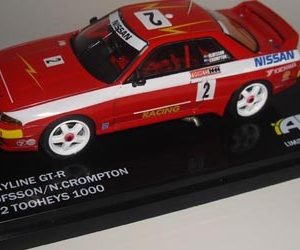 1:43 Apex - 1992 Tooheys 1000 - Nissan GT-R - 3rd Place - Olofsson/Crompton