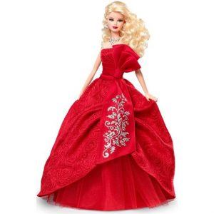 Barbie - 2012 Holiday Doll