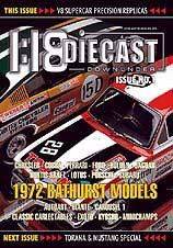1:18 Diecast Downunder Magazine #01
