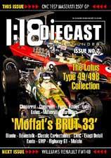 1:18 Diecast Downunder Magazine #07