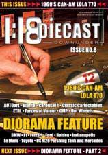 1:18 Diecast Downunder Magazine #08