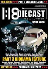 1:18 Diecast Downunder Magazine #10