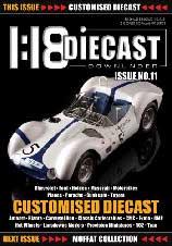 1:18 Diecast Downunder Magazine #11