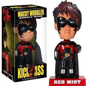 Kick-Ass - Red Mist Wacky Wobbler