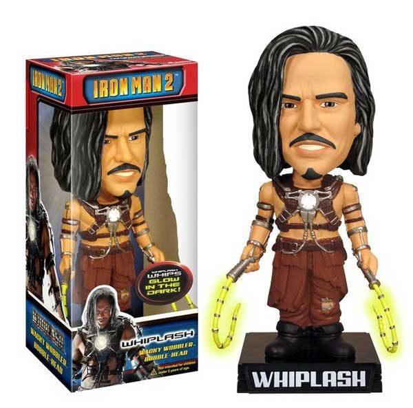 Iron Man 2 - Whiplash Wacky Wobbler