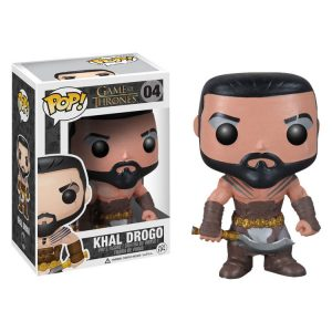 Game of Thrones - Khal Drogo POP! Vinyl Figure