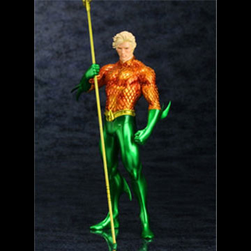 DC Comics - Justice League - Aquaman - New 52 ArtFX+ Statue