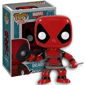 Deadpool - Deadpool Pop! Vinyl Figure