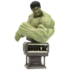 Marvel - Incredible Hulk Movie Fine Art Bust