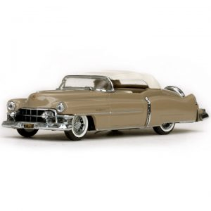 1:43 Vitesse - 1953 Cadillac Closed Convertible - Beige