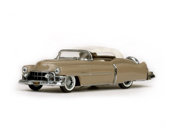 1:43 Vitesse - 1953 Cadillac Closed Convertible - Beige
