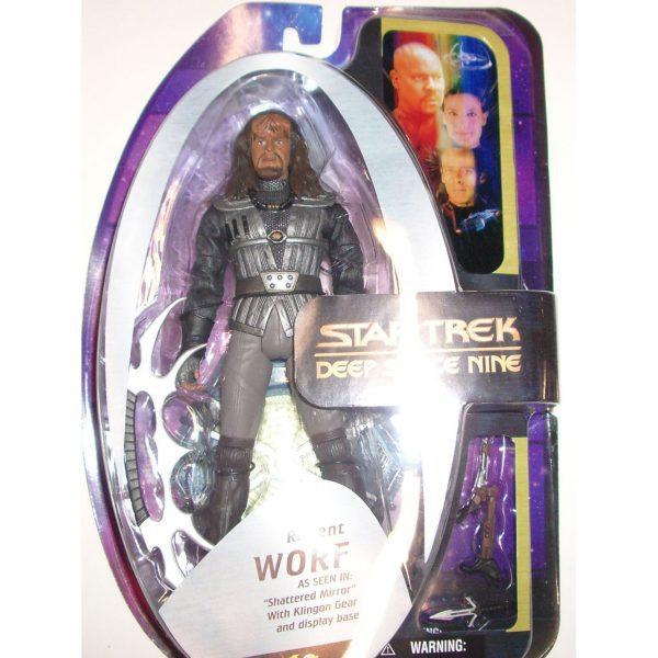 Star Trek DS9 - Regent Worf