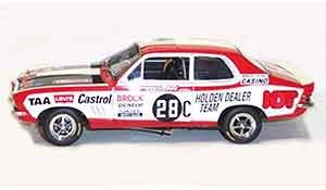 Peter Brock Collection