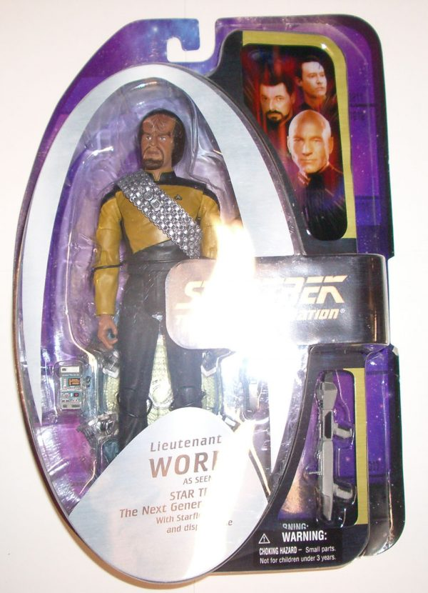 Star Trek TNG - Lieutenant Worf