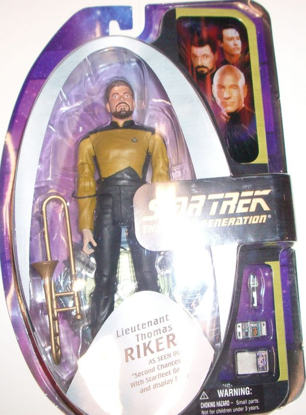 Star Trek TNG - Second Chance Riker