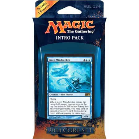 Magic The Gathering - 2014 Psychic Labyrinth Intro Pack