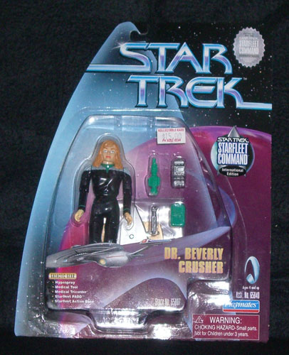 Star Trek TNG - S4 Dr Beverly Crusher