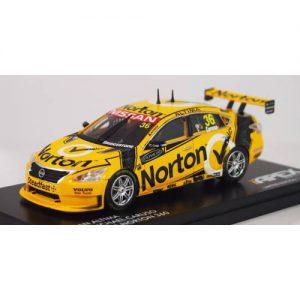 1:43 Apex - 2013 Winton 360 - Norton Racing - #36 - Michael Caruso