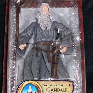 LOTR - Epic Trilogy S2 - Balrog Battle Gandalf
